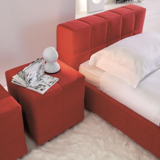 Moderni viengulė lova MONACO