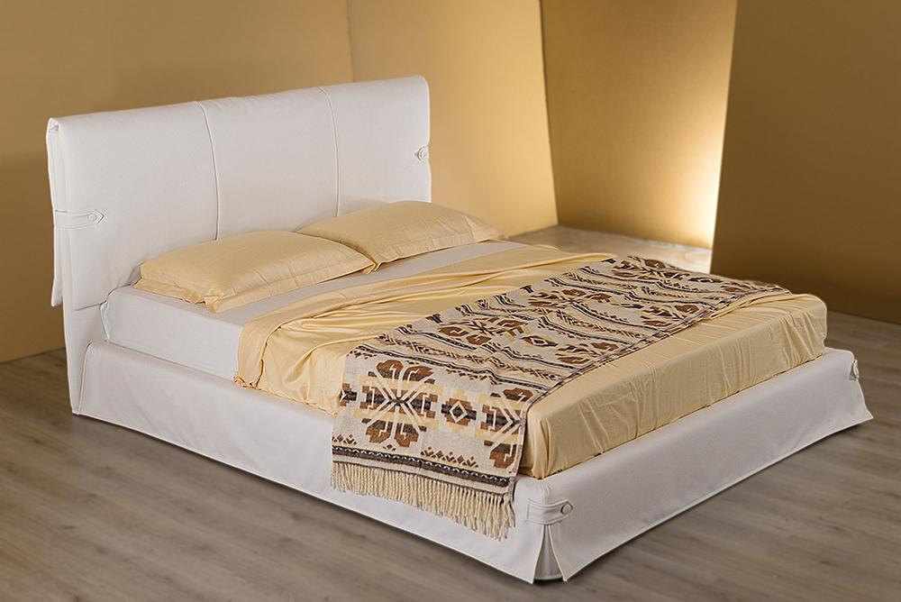 Stilinga dvigulė miegamojo lova MILANO