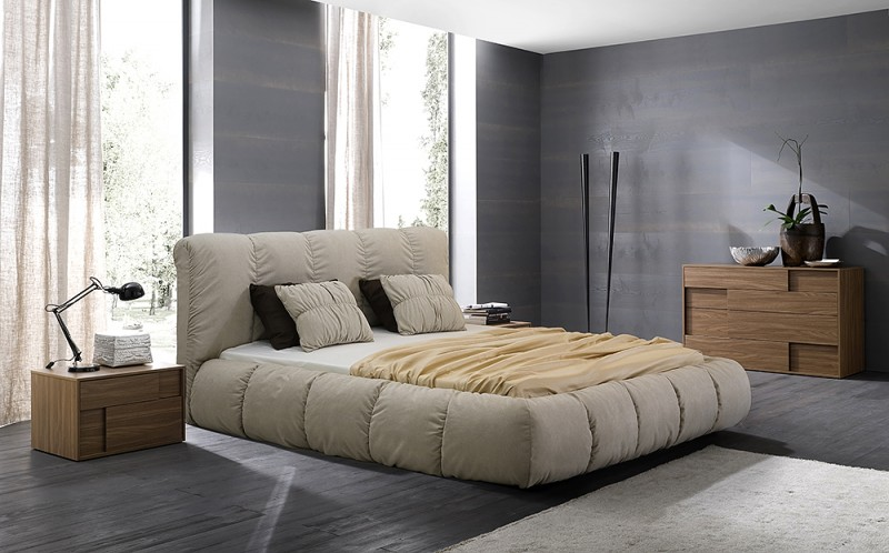 Ekstravagantiška dvigulė lova SHERA