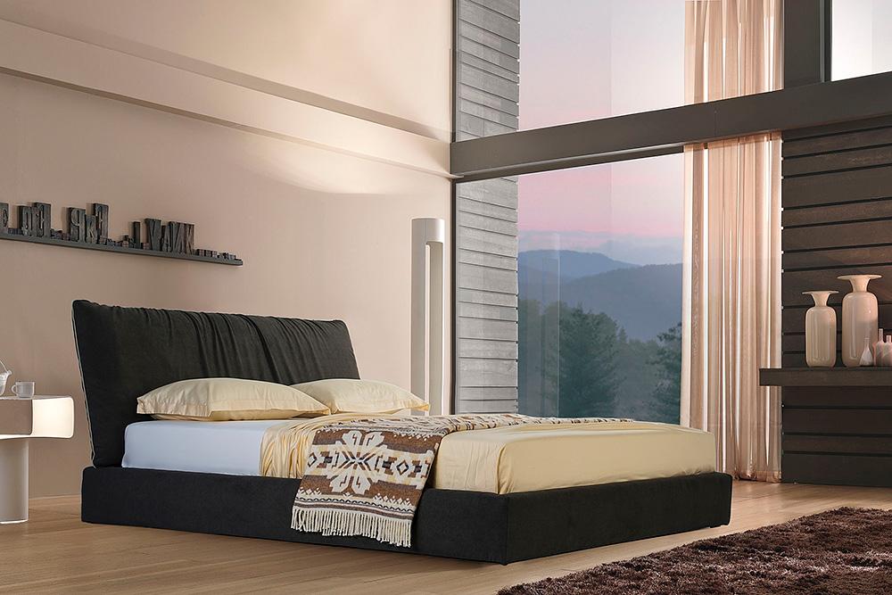 Minimalistiška dvigulė lova MALTA