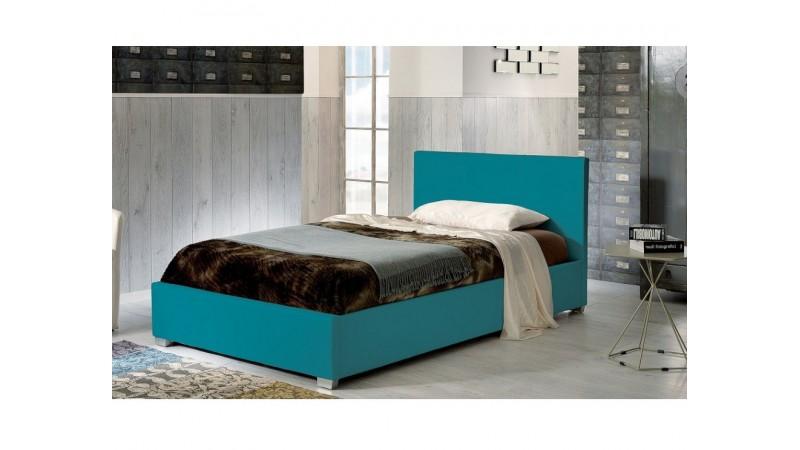 Minimalistinio dizaino viengulė lova SIENNA